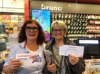 Een enthousiast geluid vanuit de Boek- en Kantoorvakhandel Bruna in Woerden!